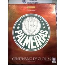 Lote Com 100 Figurinhas Diferentes Palmeiras 2015 Sem Álbum