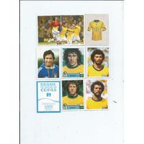 Figurinhas - Brasil De Todas As Copas - Compra Minima 10.00