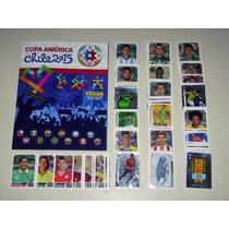 Copa América 2015 Chile Figurinhas Avulsas Tenho Todas