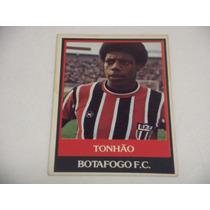 Tonhão - Ping Pong Futebol Cards - Nº 196 - Botafogo