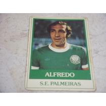 Alfredo - Ping Pong Futebol Cards - Nº 28 - Palmeiras