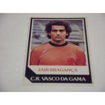 Jair Bragança - Ping Pong Futebol Cards - Nº 253 - Vasco
