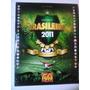 Album Figurinhas Campeonato Brasileiro 2011 Completo Colado
