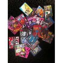 Lote 35 Figurinhas Álbum Monster High