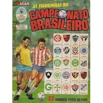 Figurinhas Campeonato Brasileiro 1989