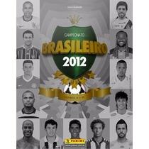 Lote 900 Figurinhas Campeonato Brasileiro 2012 Frete Grátis