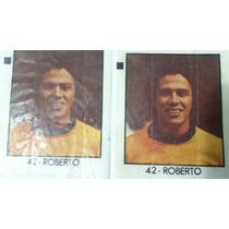 Figurinhas Ping Pong Copa Espanha 82 Roberto Dinamite