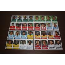 Figurinhas Extras Da Copa De 2010