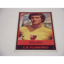 Nielsen - Ping Pong Futebol Cards - Nº 116 - Flamengo