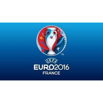 Album Euro 2016 + Lote De 200 Figurinhas Sem Repetições