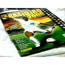 Album De Figurinhas Do Campeonato Brasileiro 2008 - Faltam 3