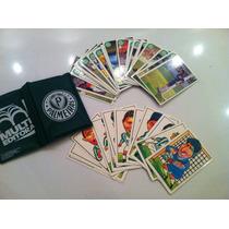 Coleção Completa Cards Do Palmeiras 1994 - Raridade Completa