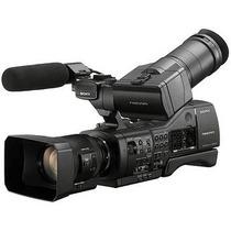 Sony Nex-ea50uh Camcorder With 18-200mm Servo Zoom Lens