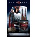 Blu-ray 3d - Superman O Homem De Aço Gift Set Steelbook