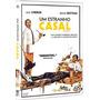 Dvd Um Estranho Casal (1968) - Novo Lacrado Original