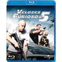 Blu-ray Velozes E Furiosos 5 - Operação Rio - Paul Walker