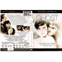 Ghost- Do Outro Lado Da Vida Dvd - Ed. Especial - Rarissimo