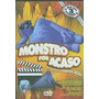 Dvd Monstro Por Acaso: Luzes, Câmera, Ação / Frete Grátis