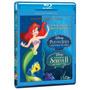 Blu-ray Coleção A Pequena Sereia - Nacional - Lacrado