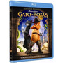 Blu-ray Gato De Botas - Lacrado, Original, Novo