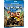 Blu-ray Zé Colmeia, O Filme - Nacional - Lacrado
