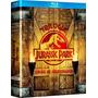 Jurassic Park - Trilogia (blu-ray) - Ediçao De Colecionador
