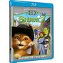 Blu-ray 3d + 2d : Shrek 2 Lacrado E Original Confira!!!