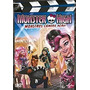 Monster High Monstro Camera Acao Dvd Original