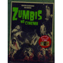 Dvd Box Zumbis No Cinema Original 4 Filmes 2 Discos C/ Cards