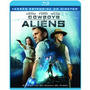Blu-ray Cowboys E Aliens - Dublado - Nacional - Lacrado