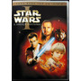 Dvd Star Wars 1 - A Ameaça Fantasma Duplo - Original Novo
