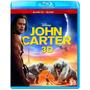 Blu Ray Jonh Carter 3d Duplo R$ 35,00 + Frete