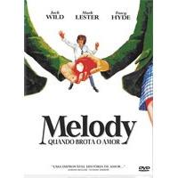 Melody - Quando Brota O Amor Dvd Crianças Waris Hessein