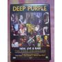 Deep Purple: New, Live & Rare Vol 1 ( Show Original Em Dvd )