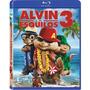 Alvin E Os Esquilos 3 (blu-ray Lacrado)