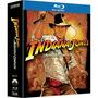 Blu-ray Coleção Indiana Jones - A Aventura Completa 5 Discos