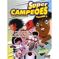 Super Campeões Vol. 2 (dvd) (captain Tsubara: Road To 2002)