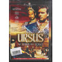 Dvd, Ursus Na Terra Do Fogo ( Raro) - Ed Fury, Luciana Gilli