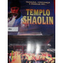 Dvd Templo Shaolin Frete R$ 8,00