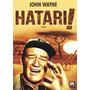 Hatari Dvd Wayne, John 1962 Novo Lacrado