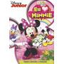 Dvd Eu Minnie Disney Júnior Original A Casa Do Mickey Mouse