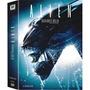 Box Dvd Ed. Especial: Coleção Quadrilogia Alien. 4 Filmes!