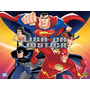 Liga Da Justiça Serie Completa + Superman Serie Animada