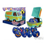 Gift Set Dvd Scooby Doo Mystery Machine Série Completa 8 Dvd