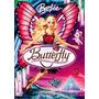 Dvd Barbie Butterfly E A Nova Aventura Em Fairytopia