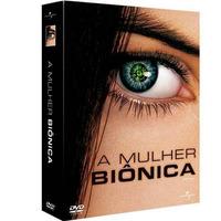 A Mulher Bionica - Série Prim Temp 2 Dvd´s - Original