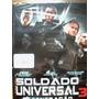 Dvd Soldado Universal 3 Regeneração Van Damme