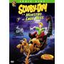 Dvd Scooby-doo E O Monstro Do Lago Ness Orig-usado