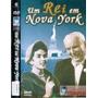 Dvd Um Rei Em Nova York - Original - Frete Gratis