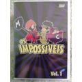 Dvd Desenho Os Impossiveis - Volume 1 - 7 Episodios 44min